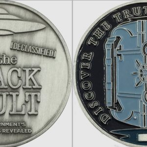 """Paperback Edition & Limited Edition """"Challenge Coin"""" Set (Personalized Autograph)"""